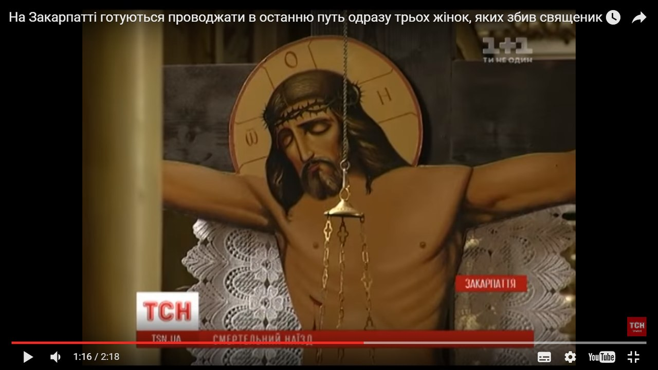 Жуткая смерть: Пьяный священник убил 3 — х женщин после богослужения (видео)