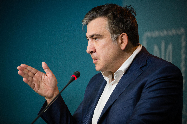 Саакашвили еще раз побожился очистить власть от коррупционеров (ВИДЕО)