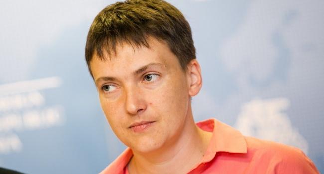 Глупость или наивность: Фейгин прокомментировал поездку Савченко на Донбасс
