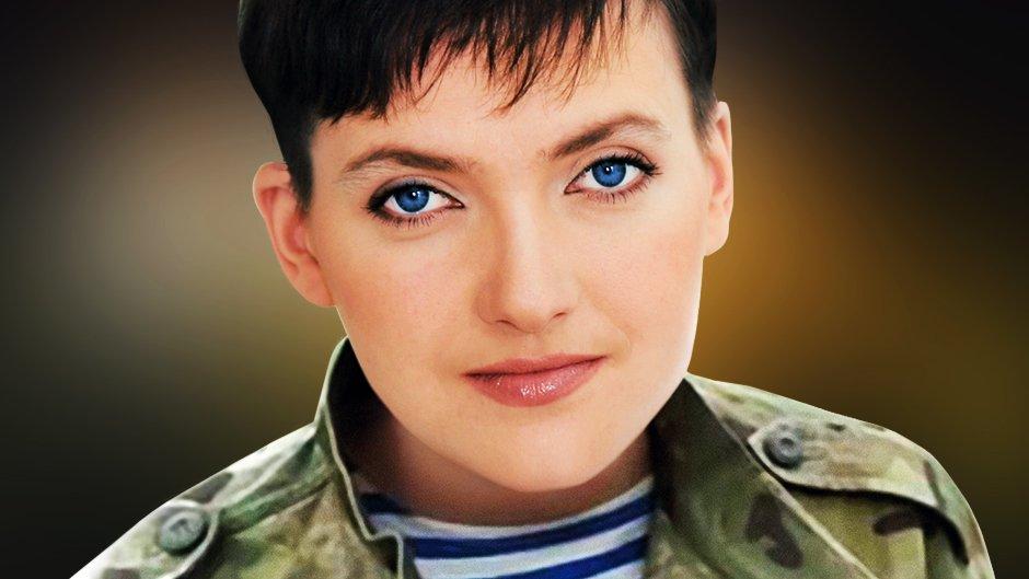Подлая Савченко подсунула свинью Сущенко и другим заключенным Кремля