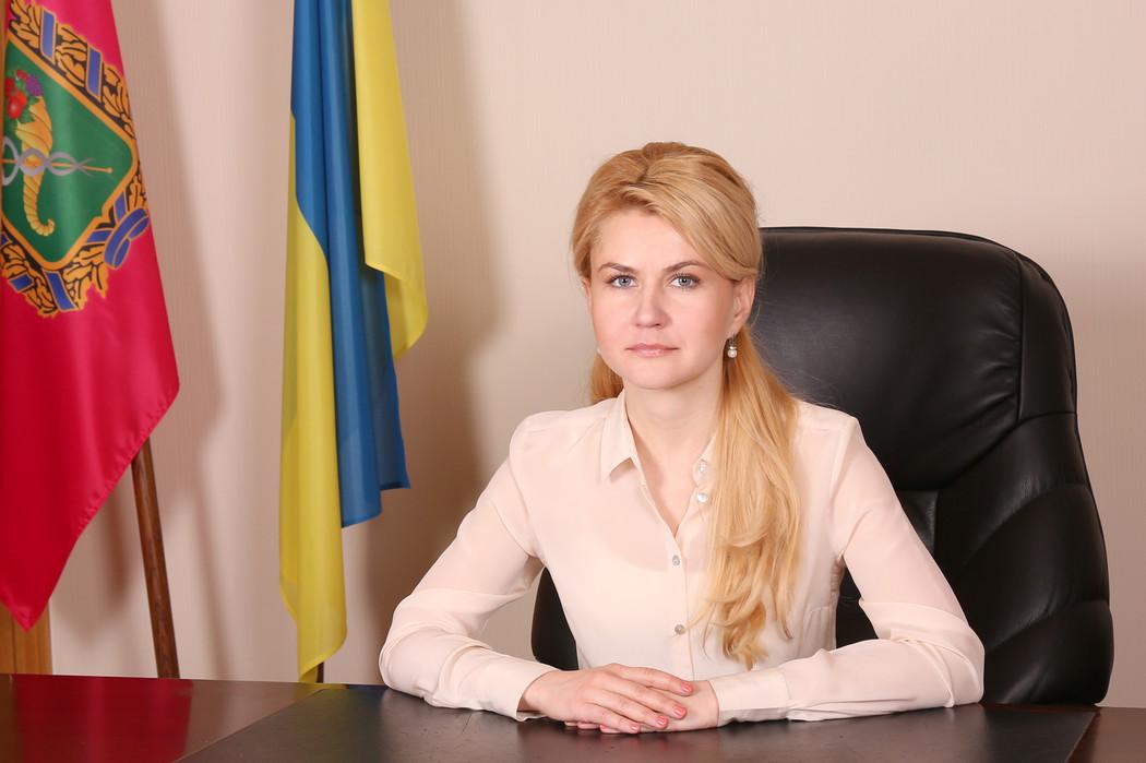 В Украине появилась женщина-губернатор