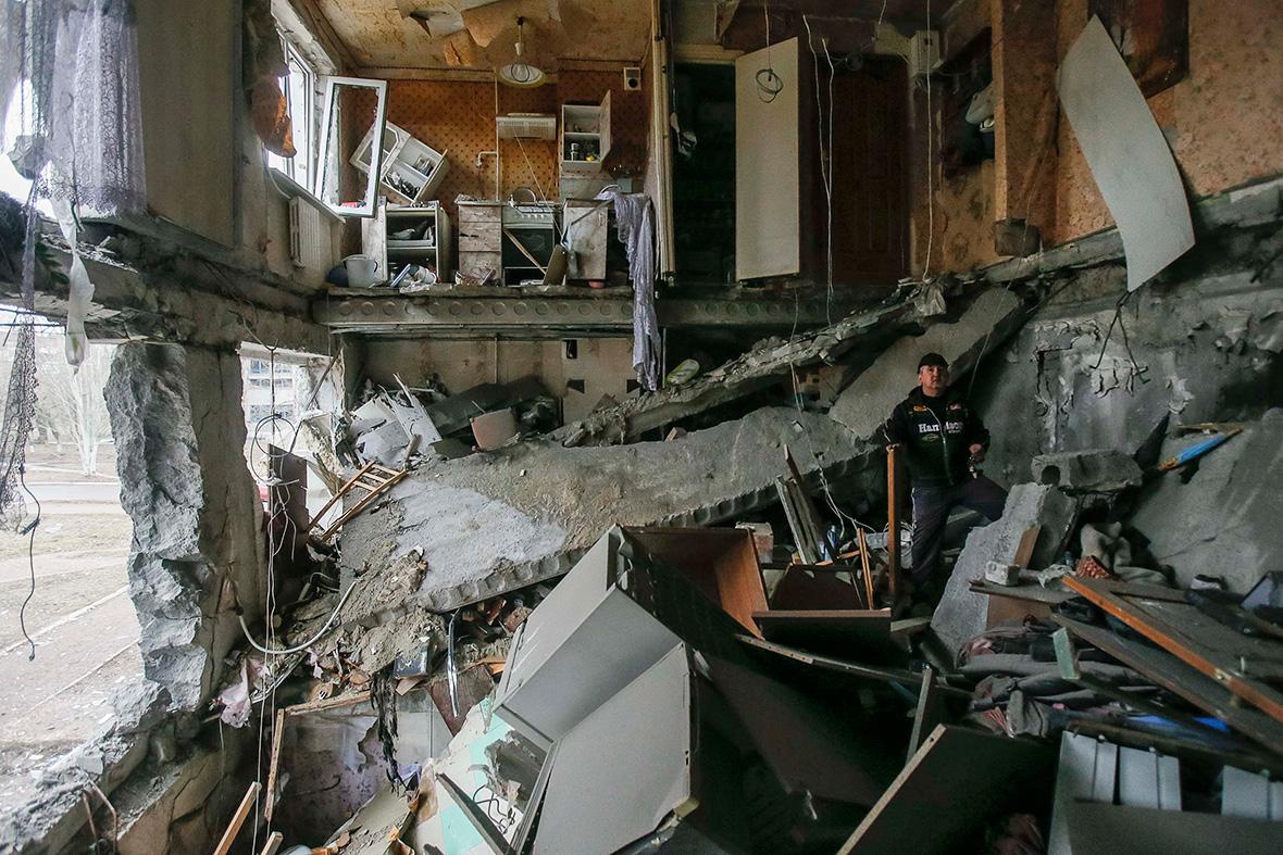 Ужасная новость! Жестоко обстреляли жилой дом: мирные жители не были готовы к этому (фото)
