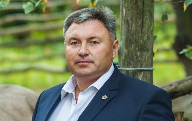 Председатель Луганской ОГА задекларировал землю в России