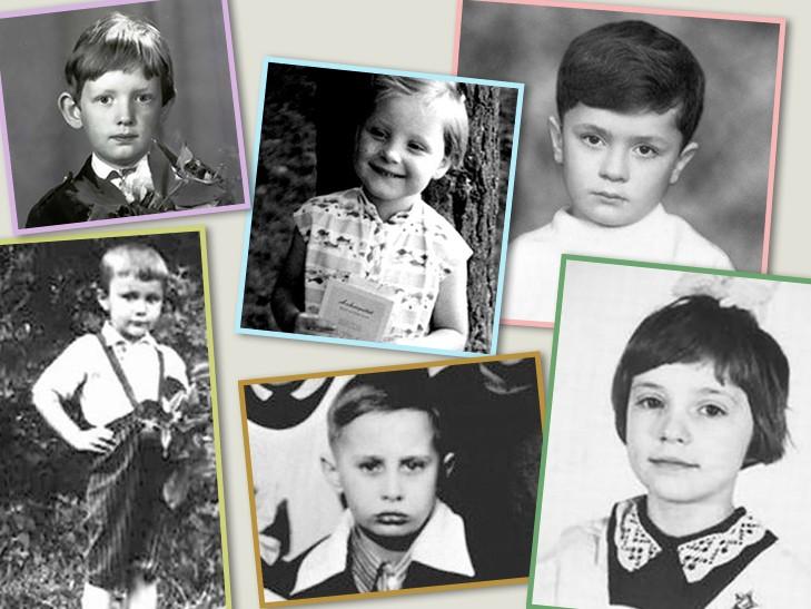 Политики в детстве: угадай кто есть кто…