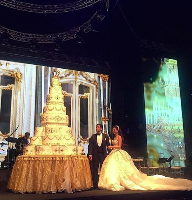 В Закарпатском селе отгуляли шикарнейшую свадьбу в Украине