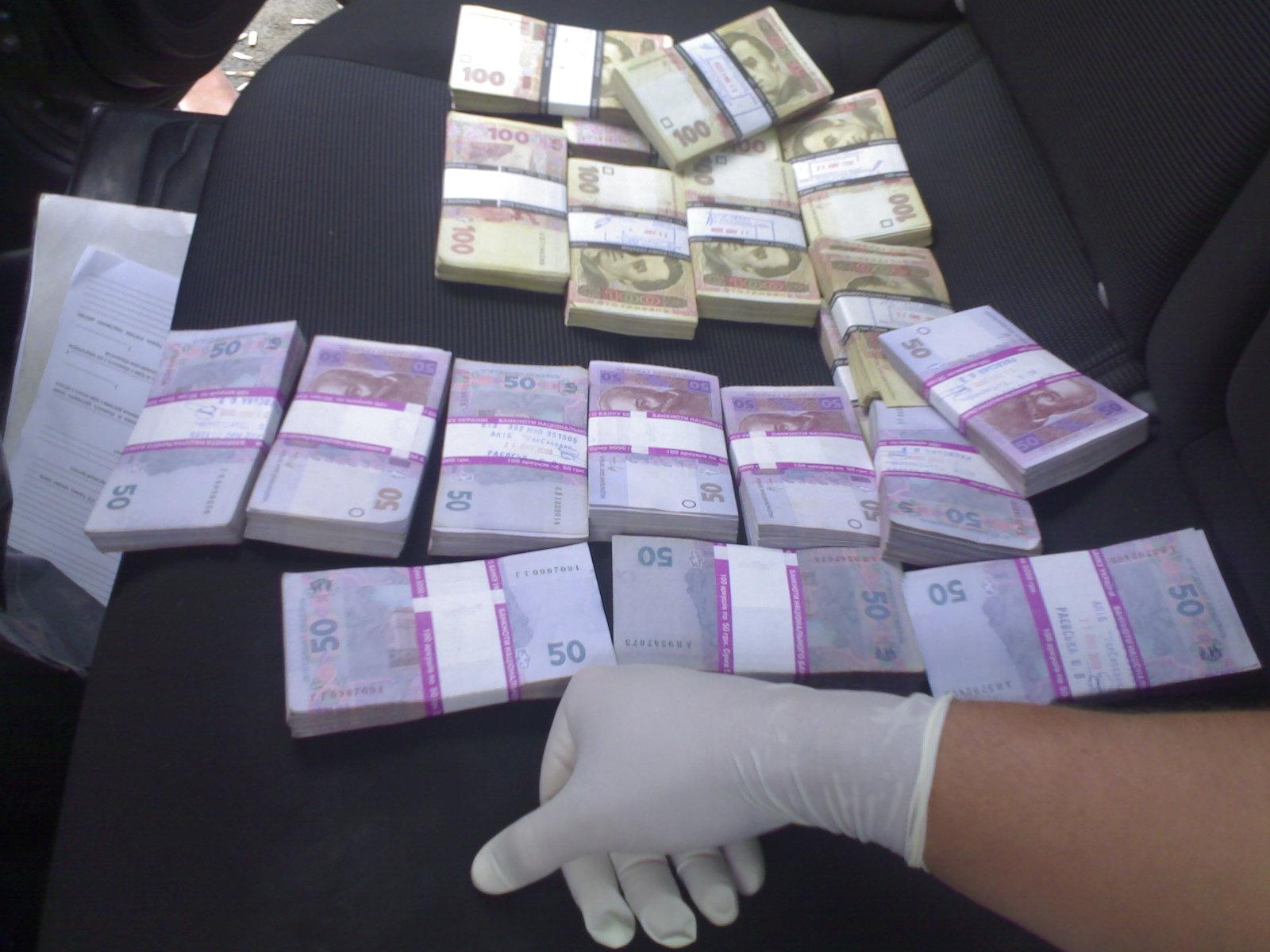 Под Киевом арестовали главу сельсовета за крупную взятку