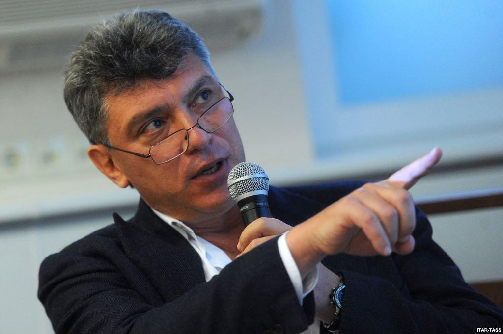 Украинскую модель допросят по делу об убийстве Немцова