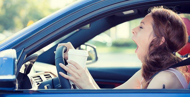 Это действительно впечатляет. Как она так ехала?: женщина «проспала» 300 километров. Почему так произошло?