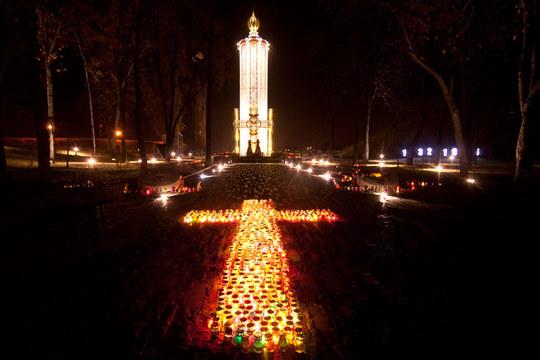 У Голодомора и нынешней агрессии РФ на Донбассе схожие цели — латвийский историк