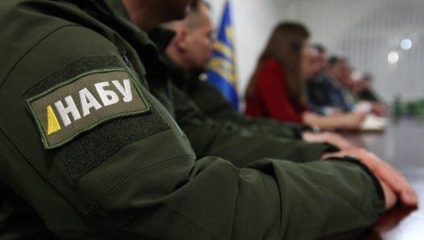 НАБУ и ГПУ провели обыски у бывших чиновников МВД