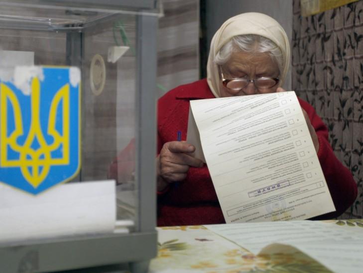 42% украинцев за проведение внеочередных выборов в Раду