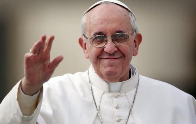 Благотворительность по-большому: Папа Римский собрал для украинцев 10 млн евро