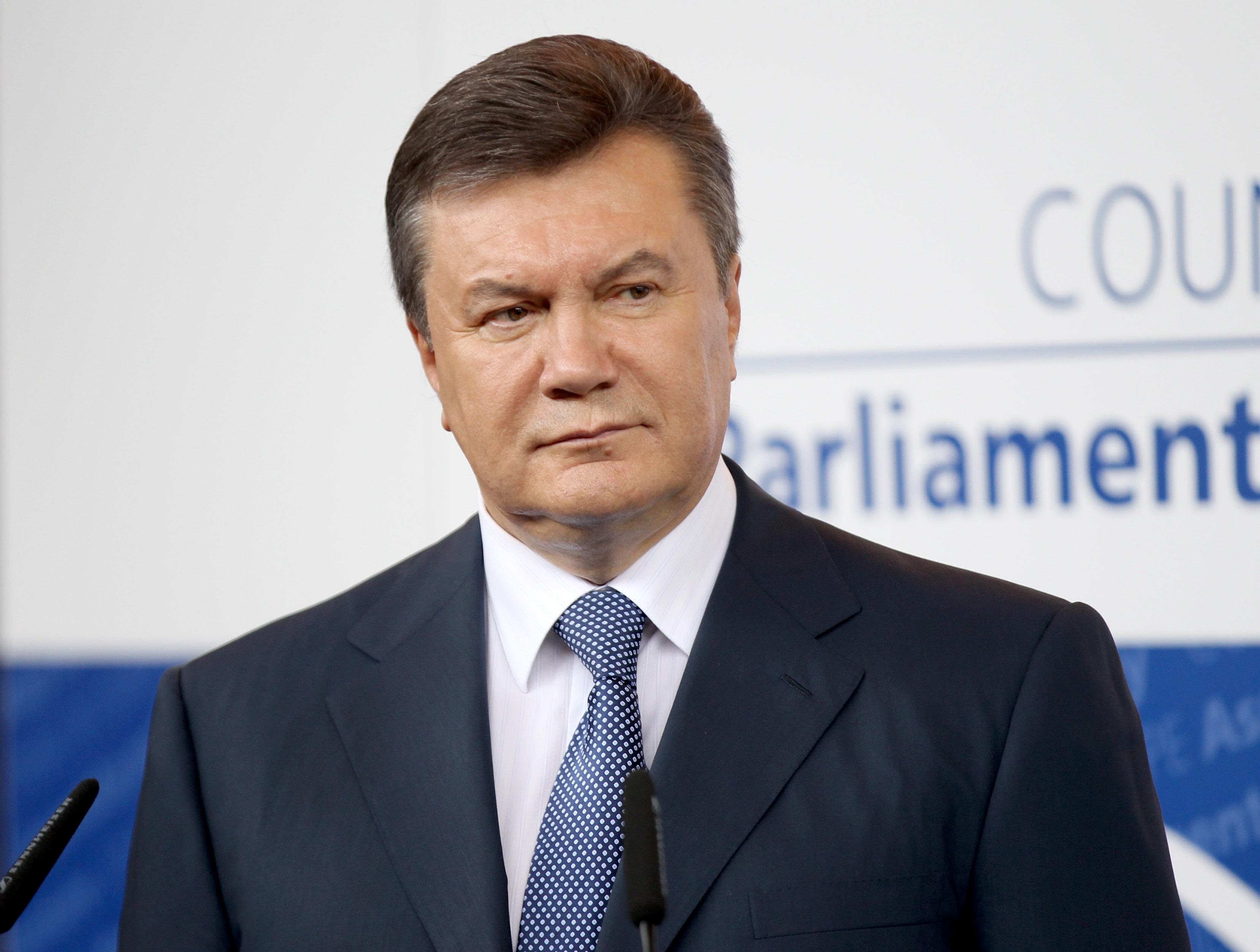 Печерский суд Киева заочно арестовал Януковича