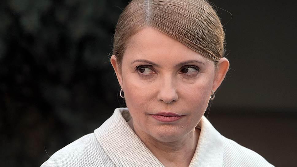 Соболев попросил НАПК проверить образ жизни Тимошенко