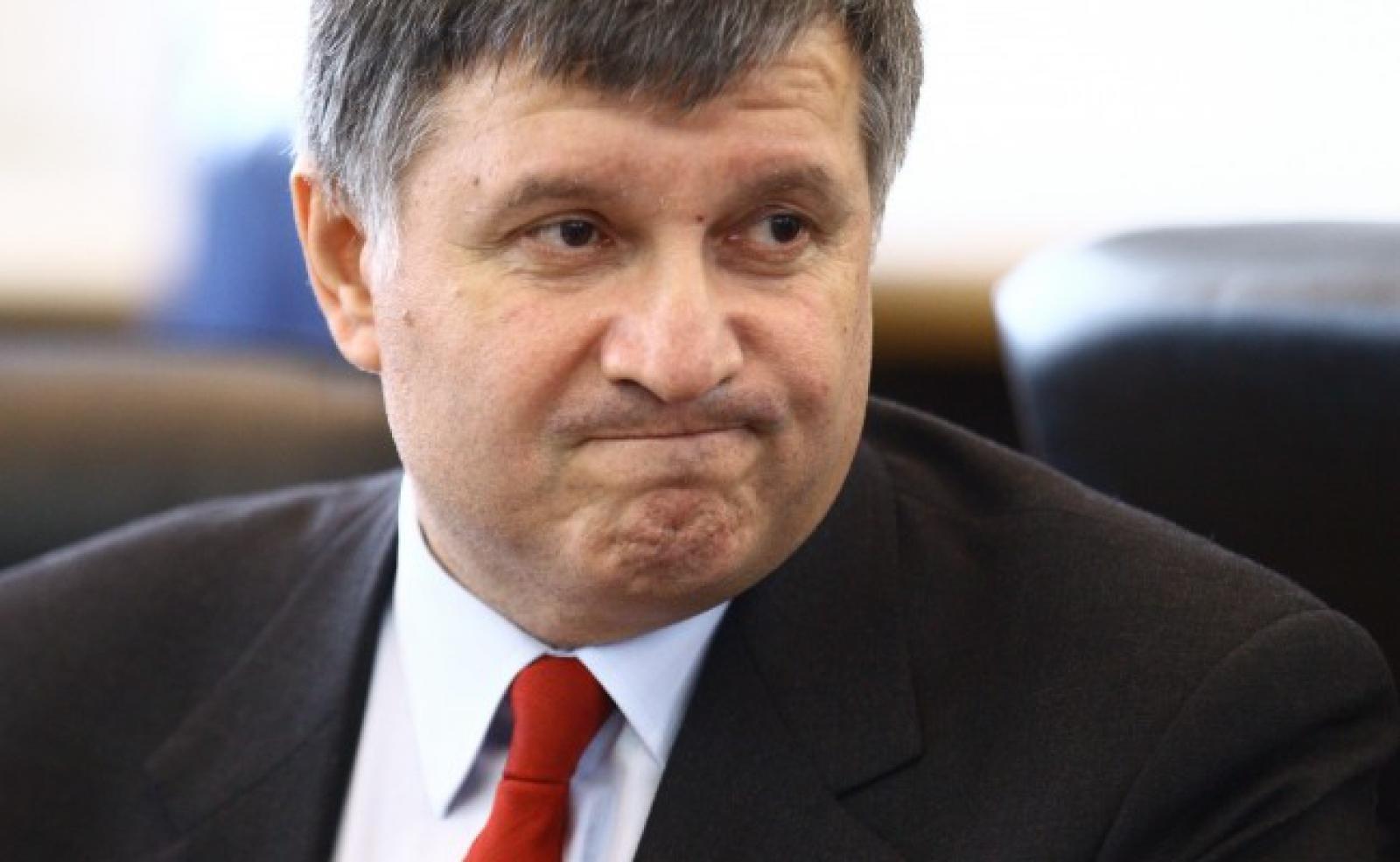 Случайность или провокация: Авакова «похоронили»