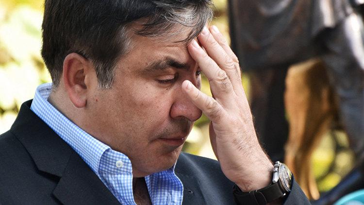 «До свидание, Миша!»: в сети появилось видео, высмеивающее Саакашвили (Видео)