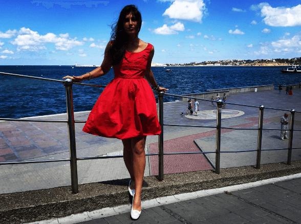 Как «бедно» живет жена украинского судьи: на счету 2,900 гривен, а катается на яхте