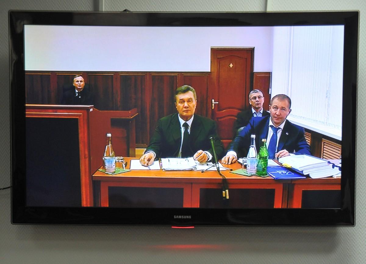 Это случилось: завершился шестичасовой видеодопрос Януковича. Узнайте, какие шокирующие детали он рассказал
