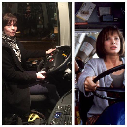 Это просто не укладывается в голове: через водителя «под мухой» управлять автобусом пришлось пассажирке