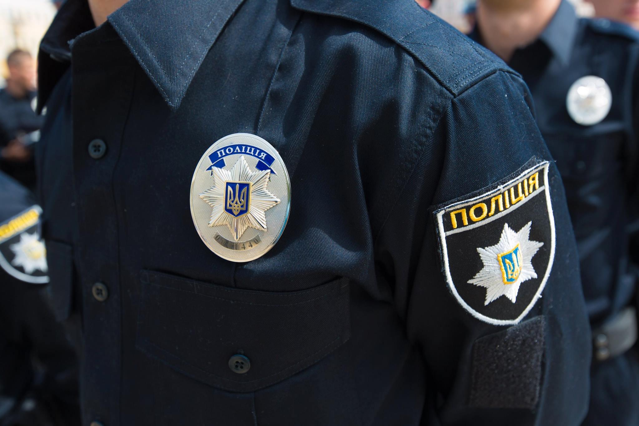 В Киеве водитель при задержании переехал полицейского