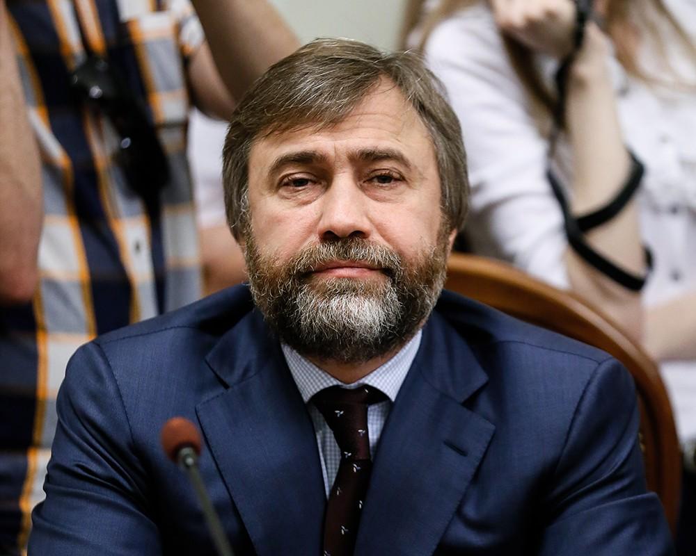 Колоссальный провал: кто покрывает грехи Вадима Новинского