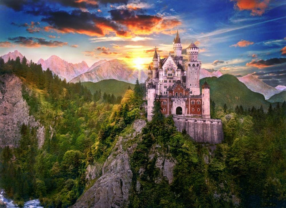На Украине нашли замок «сказочной феи» — это невероятно (фото)