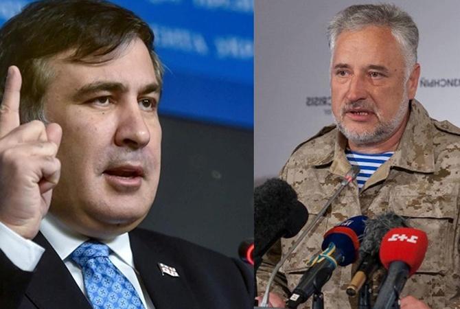 Донецкий чиновник Жебривский: «Что я думаю о кресле Саакашвили»
