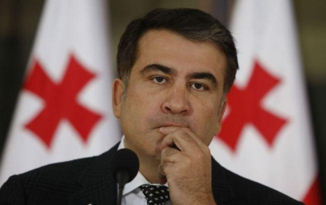 Так бежал, что забыл велосипеди. Куда пропал Саакашвили?