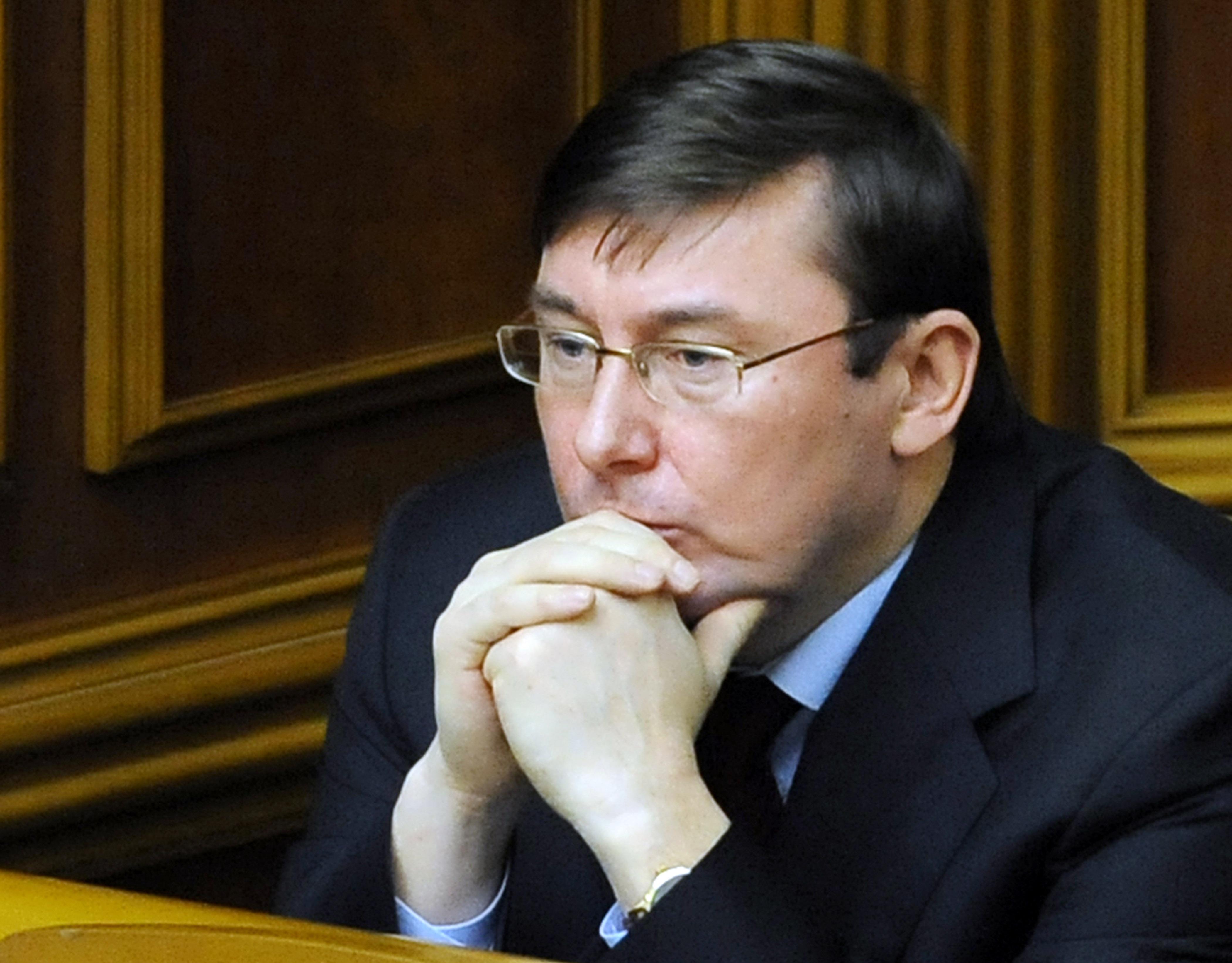 Генпрокурор Украины сообщил Януковичу о подозрении в измене