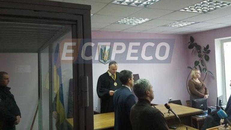 На Киевщине судили депутата, которого обвиняют в убийстве людей
