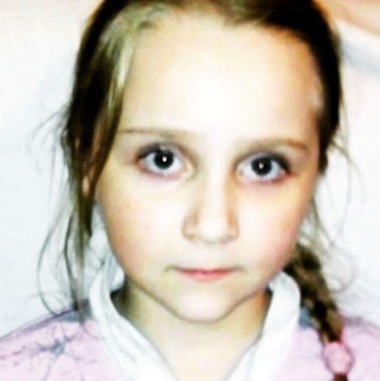 Девочка просит о помощи! Она находится на грани жизни и смерти — спасите её