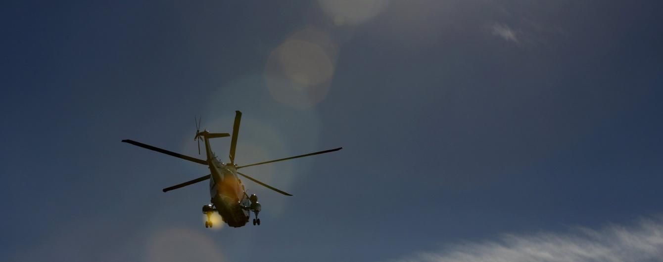 Страшное зрелище: над Каспийским морем разбился вертолет (ФОТО). Экипаж не удалось спасти. Все погибли