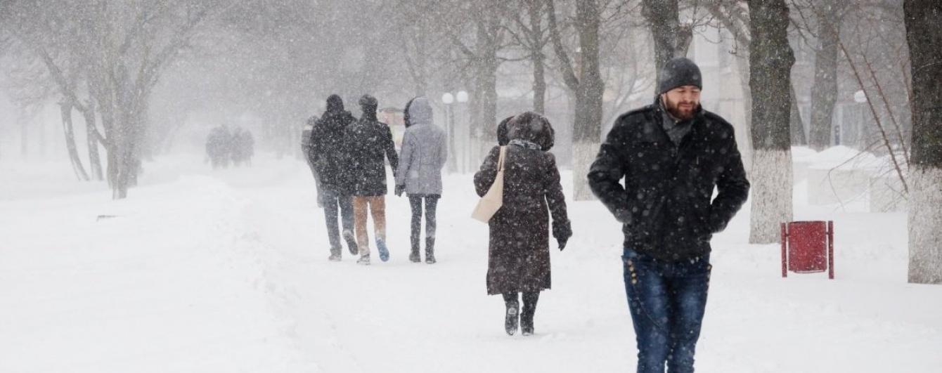 Внимание! Такая погода ждет нас на следующей неделе. Будет по-настоящему холодно и по зимнему