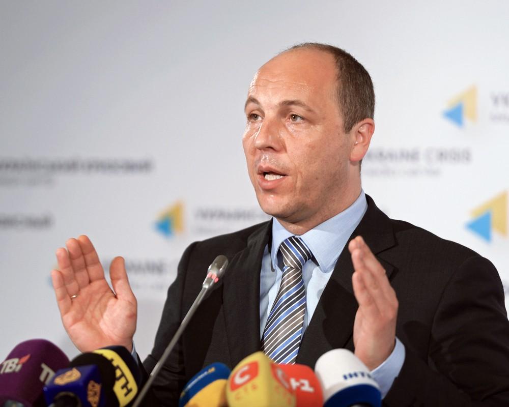 Парубий: Киев рассчитывает, что Кнессет признает Голодомор геноцидом