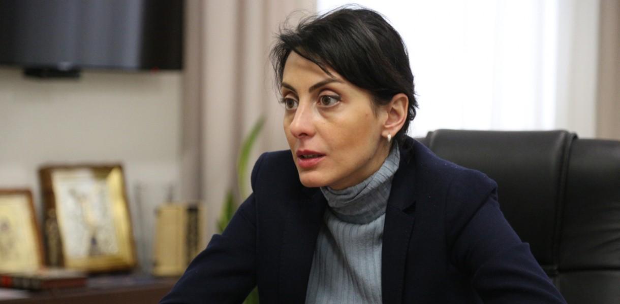 Деканоидзе: Я не хочу быть чиновником в коррумпированной Украине