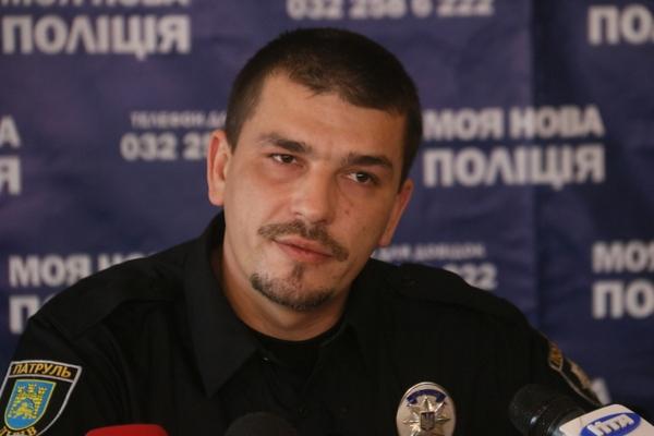 Что задекларировал за 2015 год начальник полиции Львова Антон Пузыревский