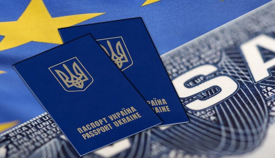 Послы ЕС согласились на начало триалога по украинскому безвизу – СМИ