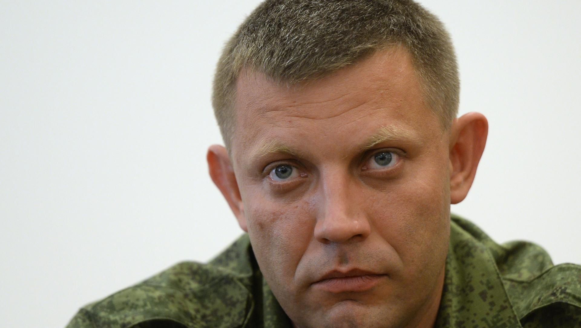 Лидер боевиков «ДНР» заявил, что «придет как хозяин» в Одессу, Николаев и Каховку