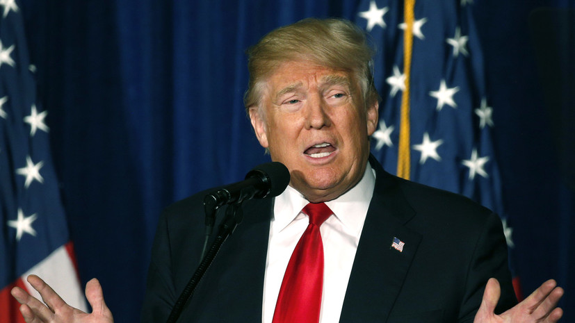 «Грязный» бизнес политика: Трампу принадлежал бордель