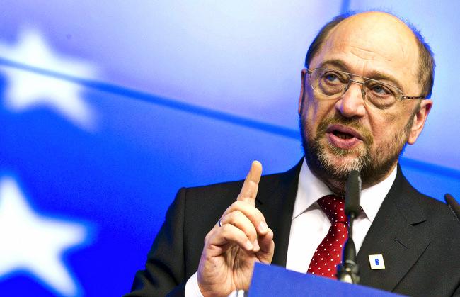 Глава Европарламента Шульц намерен бороться за пост канцлера ФРГ — СМИ