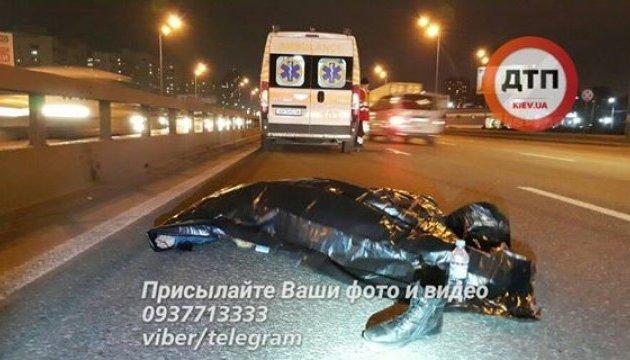 Ужасное ДТП в Киеве: водитель сбил насмерть шестиклассника. Тело отбросило на 40 метров