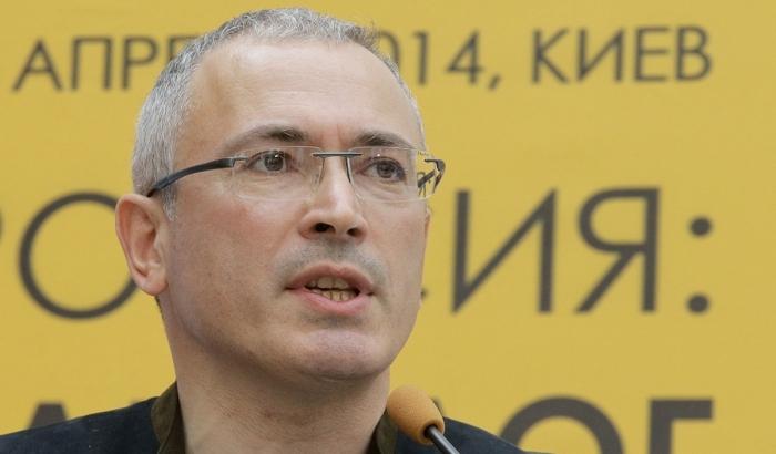 Крымскотатарский активист вывел Ходорковского на чистую воду