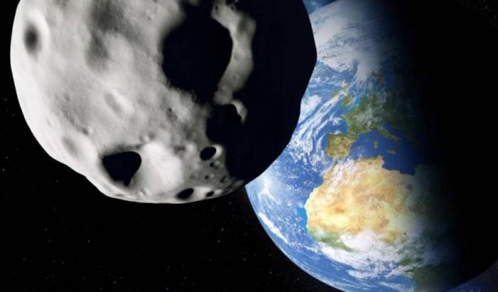 Люди в панике: гигантский астероид надвигается на Землю