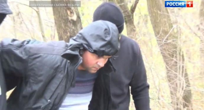 В оккупированном Крыму арестовали еще двоих «диверсантов»