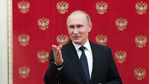 Путин заявил, что не стремится ни к глобальному доминированию, ни к расширению