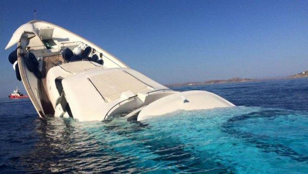 В Греции разбилась яхта с украинцами на борту, – СМИ