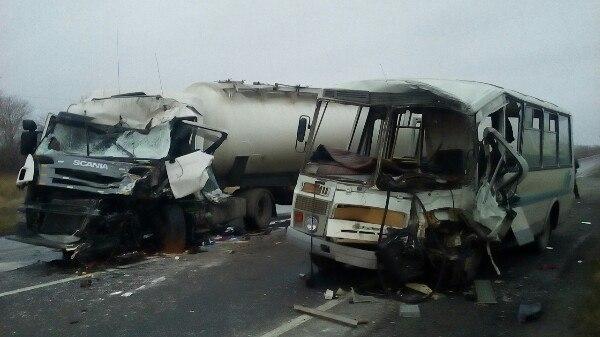 Трагедия: ужасающее ДТП произошло сегодня — людей еле вытащили