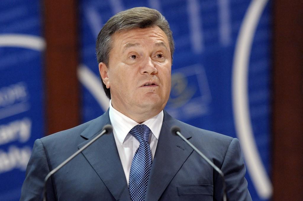 Янукович рассказывает: «Мой транспорт обстреляли»