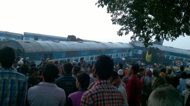 Страшная катастрофа: 14 вагонов сошли с рельс, сотни погибших и пострадавших. Их жизнь на волоске (ФОТО)