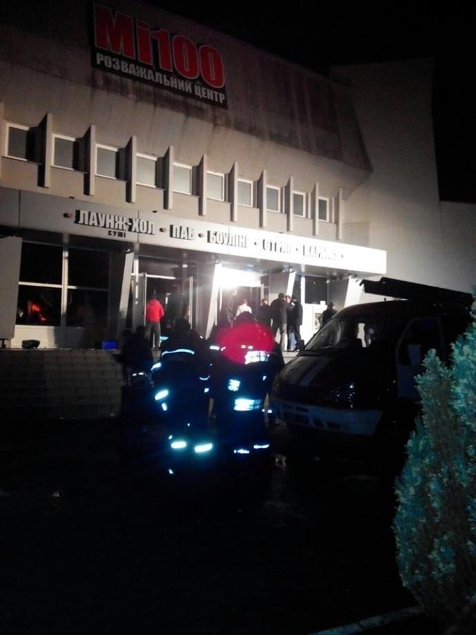 Директора львовского клуба, который недавно сгорел, арестовали